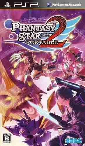 Descargar Phantasy Star Portable 2 [JAP] por Torrent